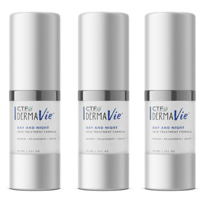 DermaVie Anti Aging Cream From CTFO 3 pack