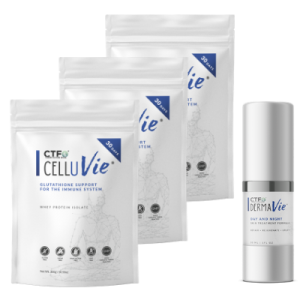 Detox Combo Loading Pack - 3 CELLUVie & 1 DERMAVie